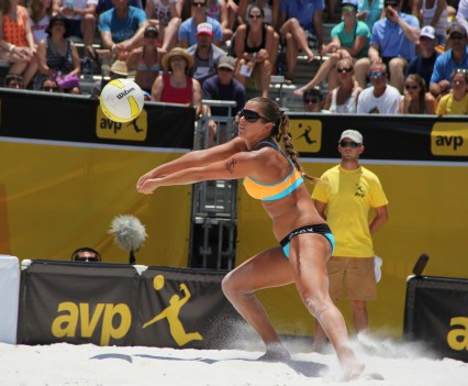 2013 AVP Best Defender