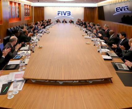 FIVB Board Room