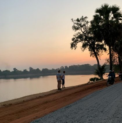 BLOG: Pumping in Cambodia